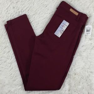 Sanctuary The Charmer red jeans size 27 NEW